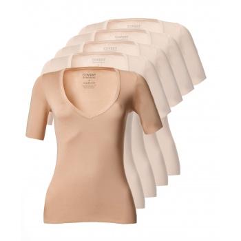 Neviditelné dámské tričko